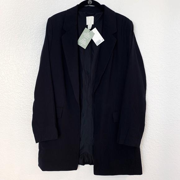 H&M Black Blazer NWT